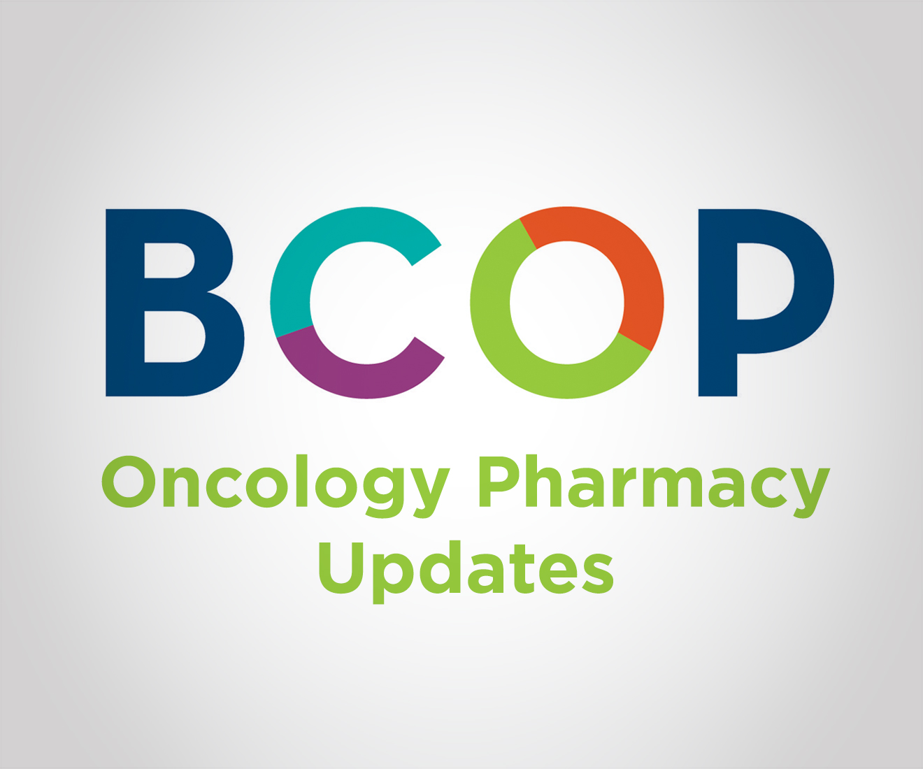 BCOP Oncology Pharmacy Updates logo