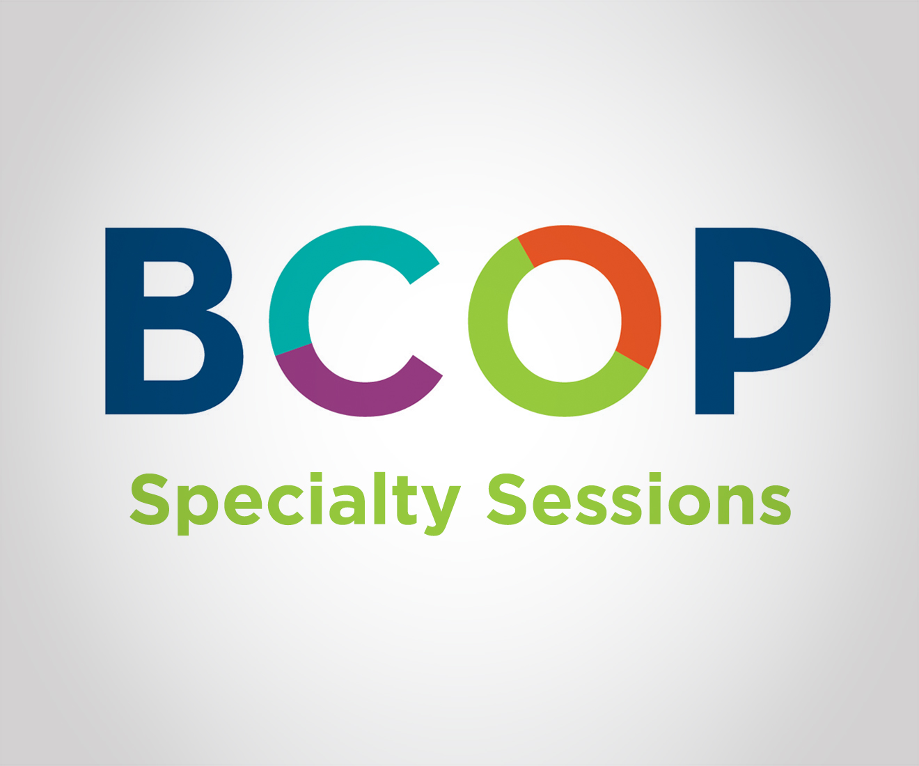 BCOP Specialty Sessions logo