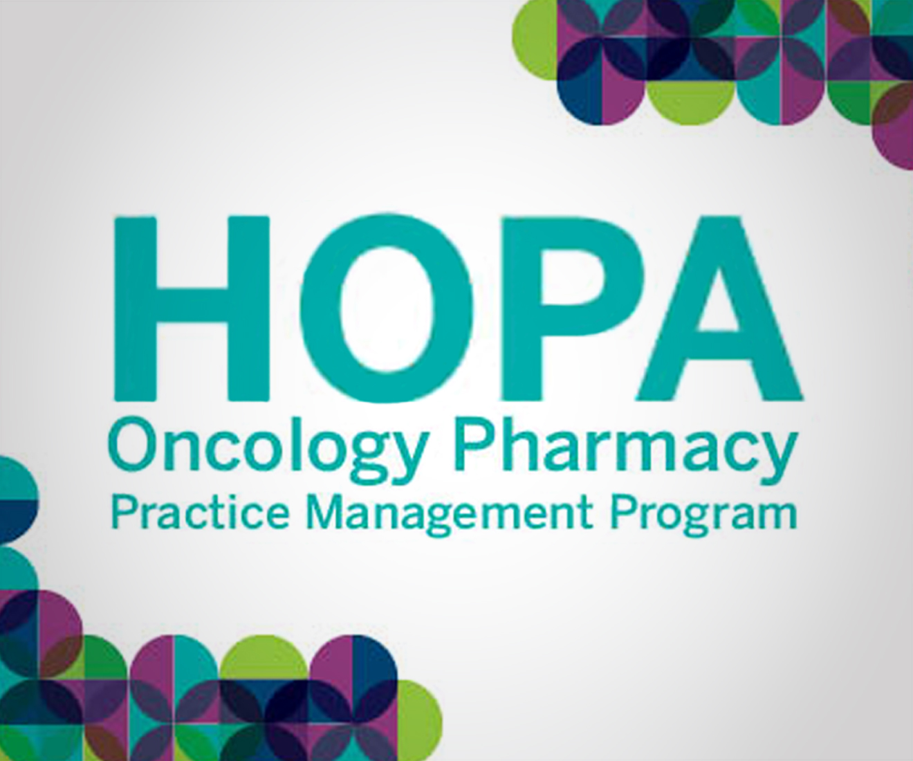HOPA Oncology Practice Management Program logo
