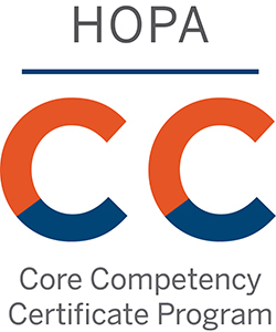 hopa core competency logo