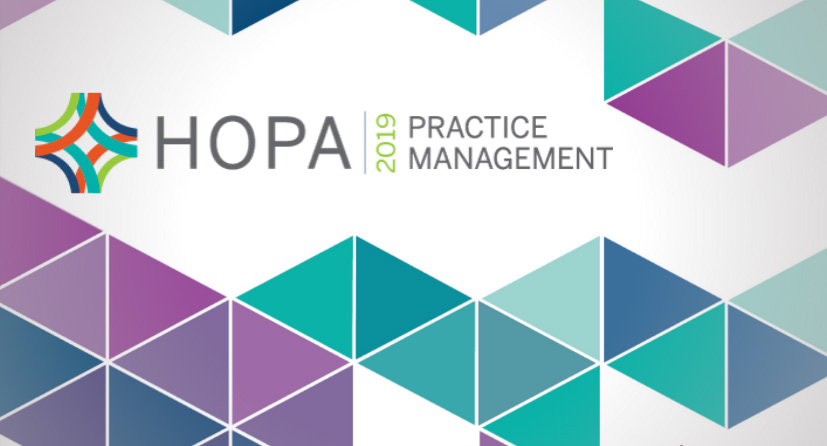 HOPA practice management program
