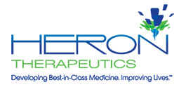 Heron Therapeutics Logo 265