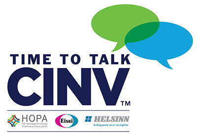 Time to Talk CINV Logo Lockup
